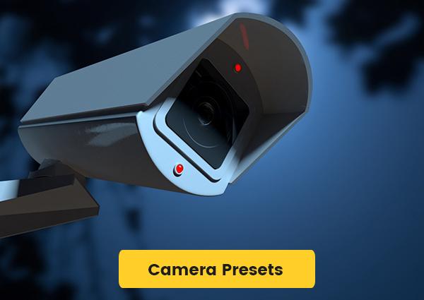 Camera-Presets